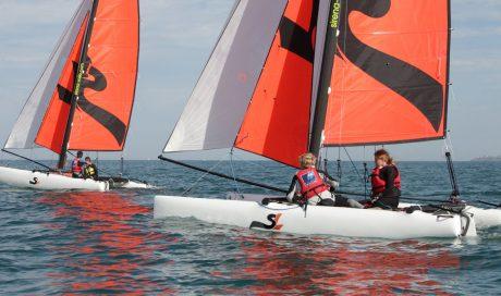 Catamaran SL15.5