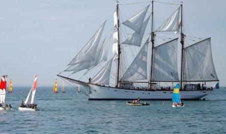 Catamaran Granville Marité