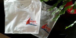 Les t-shirts CRNG sont arrivés !