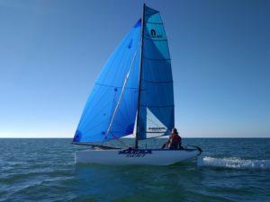 catamaran nacra 500