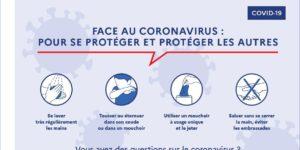 Fermeture du CRNG (Coronavirus)